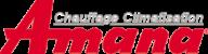 J.M. Air climatisation chauffage logo Amana