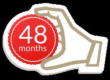 JM Air 48 months financing