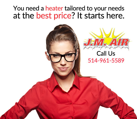 J.M. Air Heating Montreal